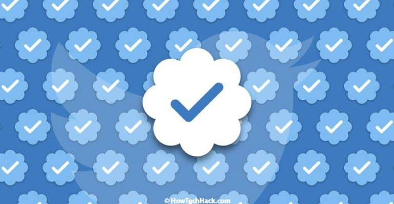 Twitter Verification Returning in 2021