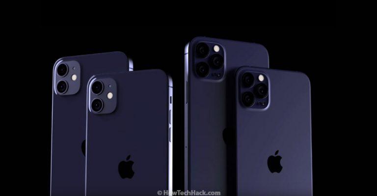 iPhone 12 Mini & iPhone 12 Pro Max