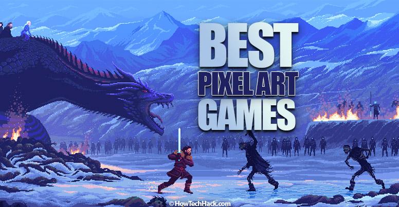Best Pixel Art Games